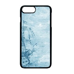 Sail Away   Vintage   Apple Iphone 7 Plus Seamless Case (black)
