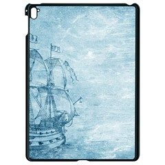Sail Away   Vintage   Apple Ipad Pro 9 7   Black Seamless Case by WensdaiAddamns
