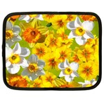 Daffodil Surprise Netbook Case (Large) Front
