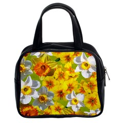 Daffodil Surprise Classic Handbag (two Sides)
