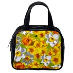 Daffodil Surprise Classic Handbag (Two Sides) Back