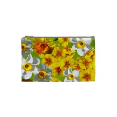 Daffodil Surprise Cosmetic Bag (small)
