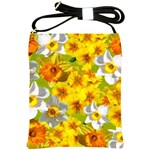 Daffodil Surprise Shoulder Sling Bag Front