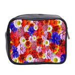 Multicolored Daisies Mini Toiletries Bag (Two Sides) Back