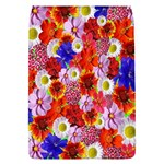Multicolored Daisies Removable Flap Cover (L) Front