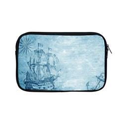 Sail Away   Vintage   Apple Macbook Pro 13  Zipper Case by WensdaiAddamns