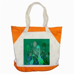 Dinosaur Family   Green   Accent Tote Bag by WensdaiAddamns