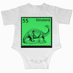 Dinoland Stamp   Infant Creepers by WensdaiAddamns