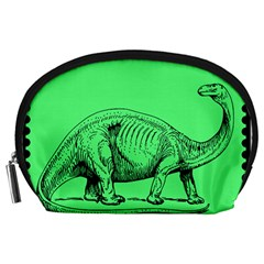 Dinoland Stamp   Accessory Pouch (large) by WensdaiAddamns
