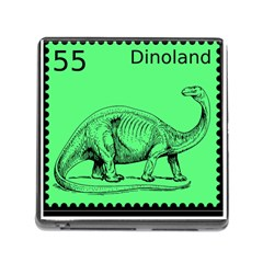 Dinoland Stamp   Memory Card Reader (square 5 Slot) by WensdaiAddamns