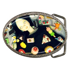 Food Belt Buckles