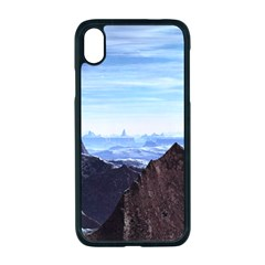 Planet Discover Fantasy World Apple Iphone Xr Seamless Case (black)