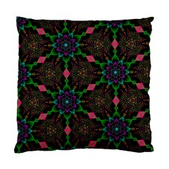 Backgrounds Pattern Wallpaper Color Standard Cushion Case (one Side)