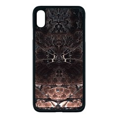 Fractal Mandelbulb 3d Action Apple Iphone Xs Max Seamless Case (black)