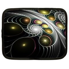 Fractal Bulbs Fantasy Curve Netbook Case (xl)