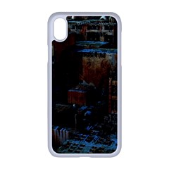 Building Ruins Old Industry Apple Iphone Xr Seamless Case (white)