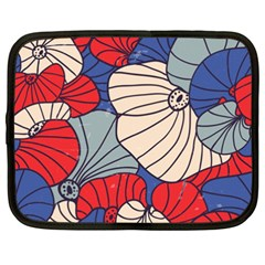 Traditinal Japanese Art Netbook Case (xxl)