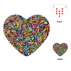 Ml 122 Playing Cards (heart) by ArtworkByPatrick