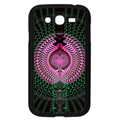 Fractal Traditional Fractal Hypnotic Samsung Galaxy Grand Duos I9082 Case (black)
