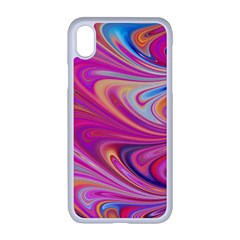 Seamless Digital Tile Texture Apple Iphone Xr Seamless Case (white)
