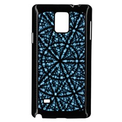 Blockchain Cryptography Samsung Galaxy Note 4 Case (black)