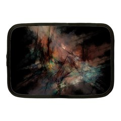 Abstract Fractal Digital Backdrop Netbook Case (medium)