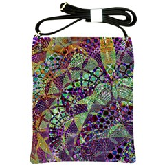 Background Design Art Artwork Shoulder Sling Bag