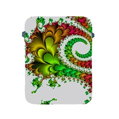 Fractal Abstract Aesthetic Pattern Apple Ipad 2/3/4 Protective Soft Cases