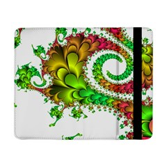 Fractal Abstract Aesthetic Pattern Samsung Galaxy Tab Pro 8 4  Flip Case