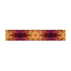 Fractal Abstract Artistic Flano Scarf (mini)