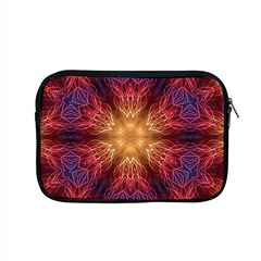 Fractal Abstract Artistic Apple Macbook Pro 15  Zipper Case by Pakrebo