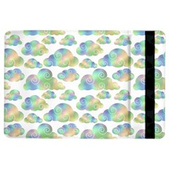 Colorful Iridescent Clouds Ipad Air 2 Flip