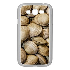 Shellfishs Photo Print Pattern Samsung Galaxy Grand Duos I9082 Case (white) by dflcprintsclothing