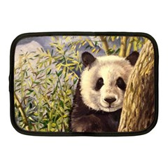 Panda Netbook Case (medium)
