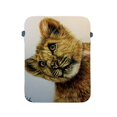 Lion Cub Apple Ipad 2/3/4 Protective Soft Cases