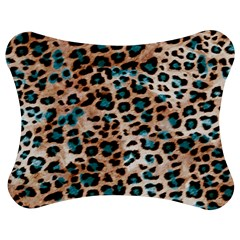 Luxury Animal Print Jigsaw Puzzle Photo Stand (bow)