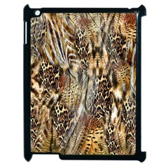 Luxury Animal Print Apple Ipad 2 Case (black)