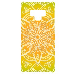 Colorful Mandala Samsung Note 9 Frosting Case