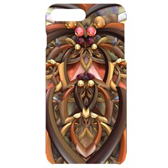 Luxury Design Apple Iphone 7/8 Plus Black Frosting Case by tarastyle