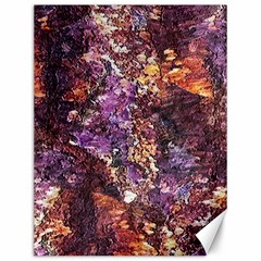 Colorful Rusty Abstract Print Canvas 12  X 16