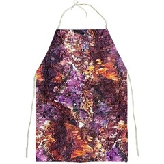Colorful Rusty Abstract Print Full Print Aprons