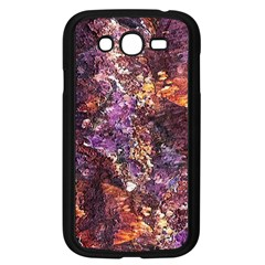 Colorful Rusty Abstract Print Samsung Galaxy Grand Duos I9082 Case (black)