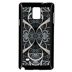 Luxury Design Samsung Galaxy Note 4 Case (black)