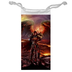 Fantasy Art Fire Heroes Heroes Of Might And Magic Heroes Of Might And Magic Vi Knights Magic Repost Jewelry Bag by Sudhe