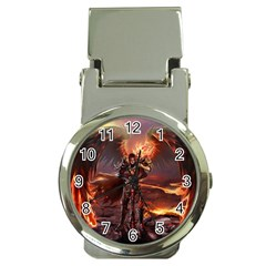 Fantasy Art Fire Heroes Heroes Of Might And Magic Heroes Of Might And Magic Vi Knights Magic Repost Money Clip Watches by Sudhe