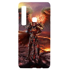 Fantasy Art Fire Heroes Heroes Of Might And Magic Heroes Of Might And Magic Vi Knights Magic Repost Samsung A9 Frosting Case by Sudhe
