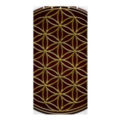 Flower Of Life Shower Curtain 36  X 72  (stall)