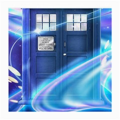 Tardis Space Medium Glasses Cloth