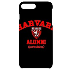 Harvard Alumni Just Kidding Apple Iphone 7/8 Plus Black Frosting Case