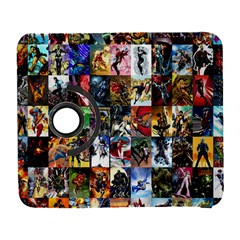 Comic Book Images Samsung Galaxy S  Iii Flip 360 Case